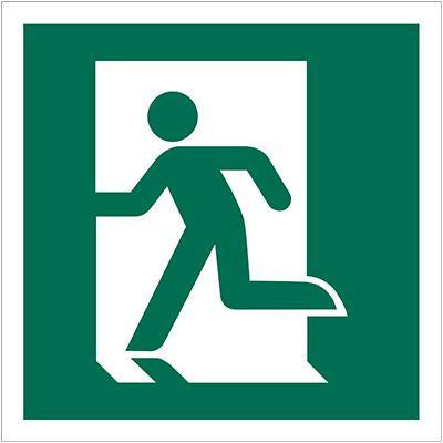 Allsigns International Ltd Running Man Symbol Left