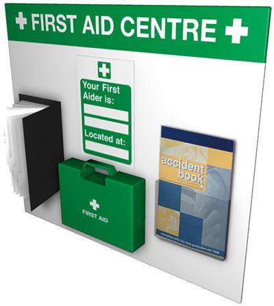 First Aid & Eye Wash