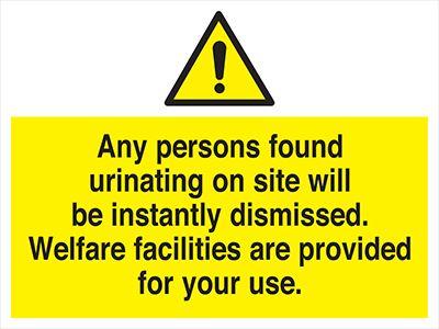 Hazard & Warning Signs
