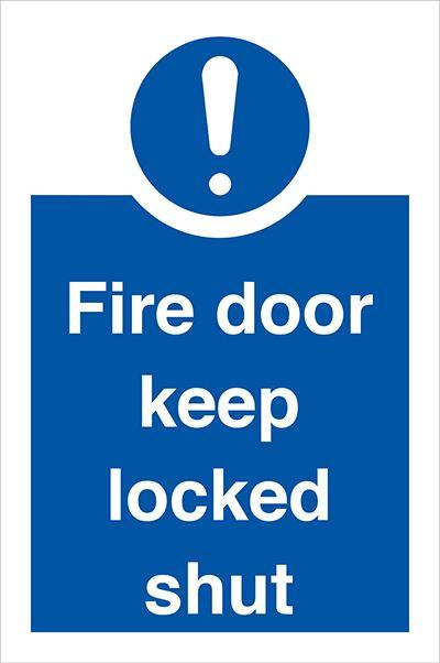 Fire Door Signs Allsigns International Ltd