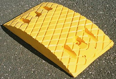 Rubber Speed Ramps