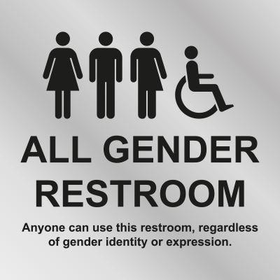 Allsigns International Ltd All Gender Restroom