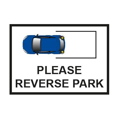 Reverse Parking Signs