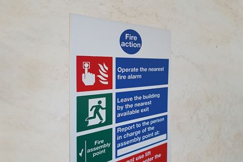 Fire Action Notices