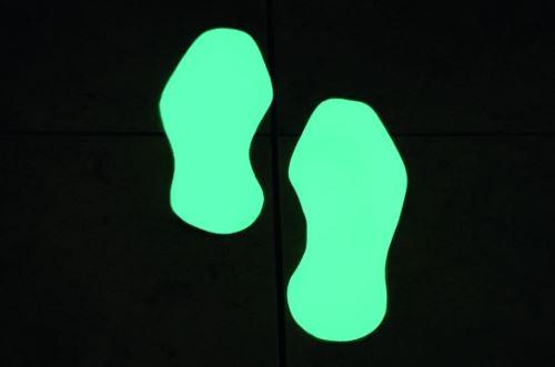 Photoluminescent Floor Marking Tapes